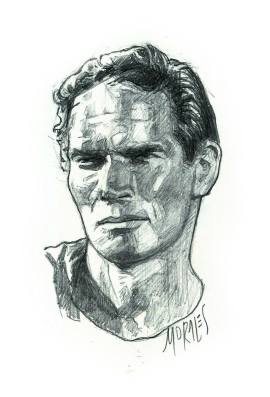 dibujocharltonheston